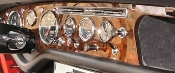 Burled Walnut Dashboard - Alpine 3-5 / Tiger