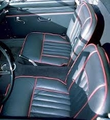Seat Kit (11 pleats) Alpine 1-2
