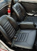 Seat Kit (7 pleats) - Alpine 3-4 / Tiger