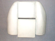 Upper Seat Foam (loose cushion) - Alpine 3-4 / Tiger I